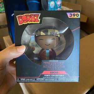Funko Dorbz Stranger Things Lucas
